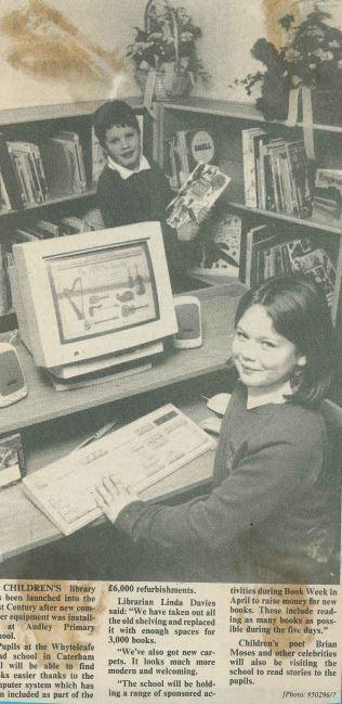 Croydon Advertiser 1994