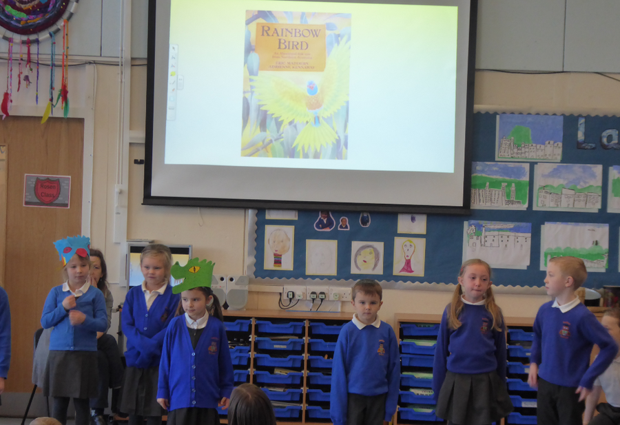 Y2 Browne Class Assembly