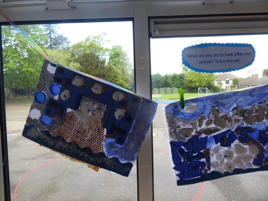 Y4 Environmental Artwork