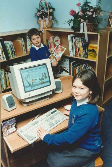Library Computer 1995