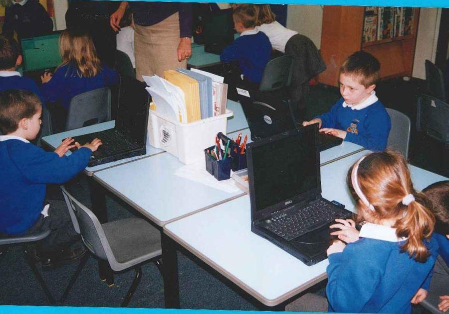 Dell Laptops 2002