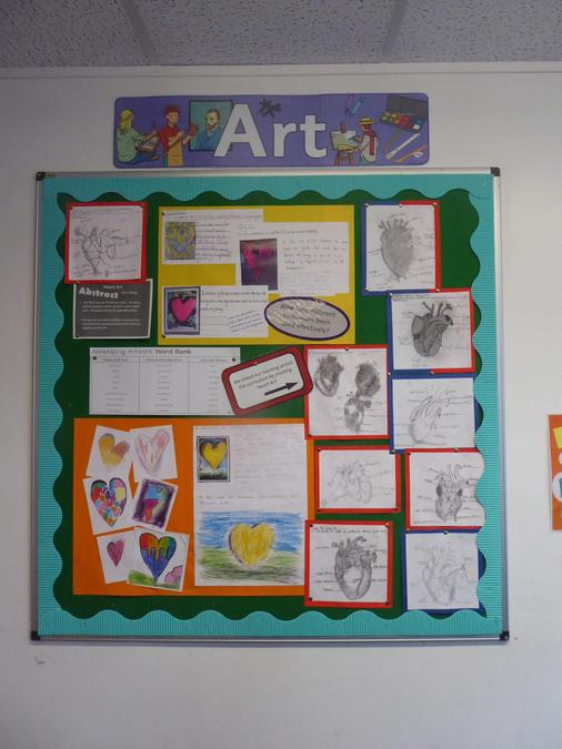 Y6 Artwork related to the heart