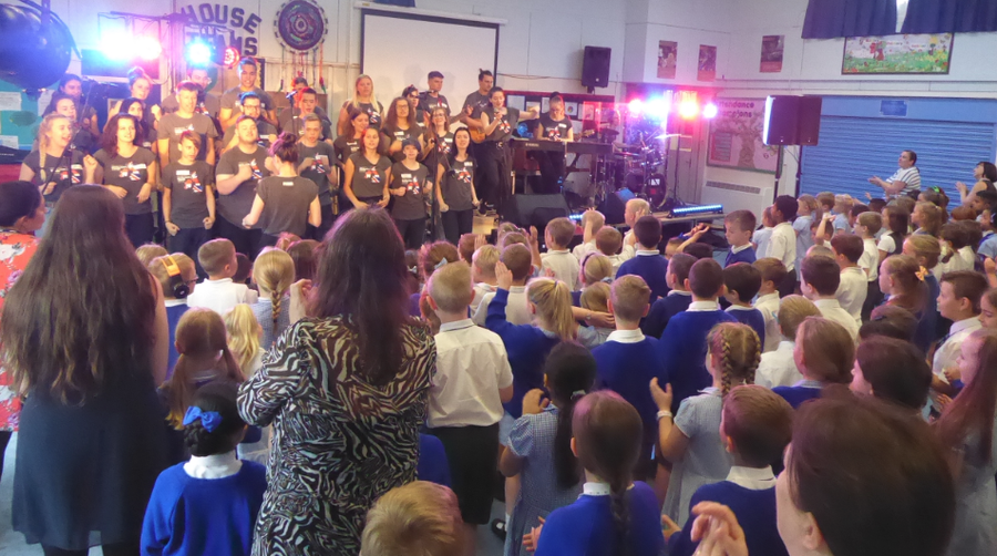 Czech Music Band event