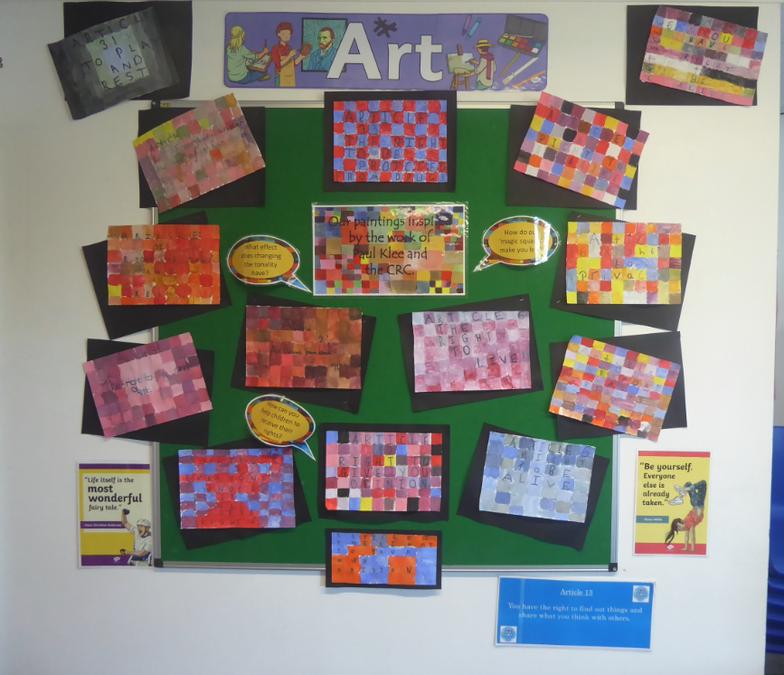Y6 Art – Paul Klee