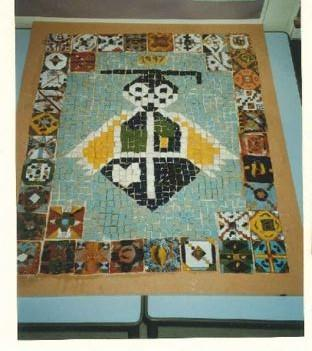 DT Mosaic Whole School Project 1996-1997