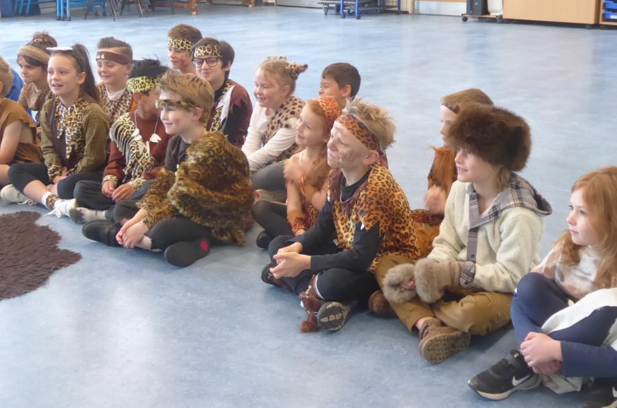 Y3 Stone Age Workshop