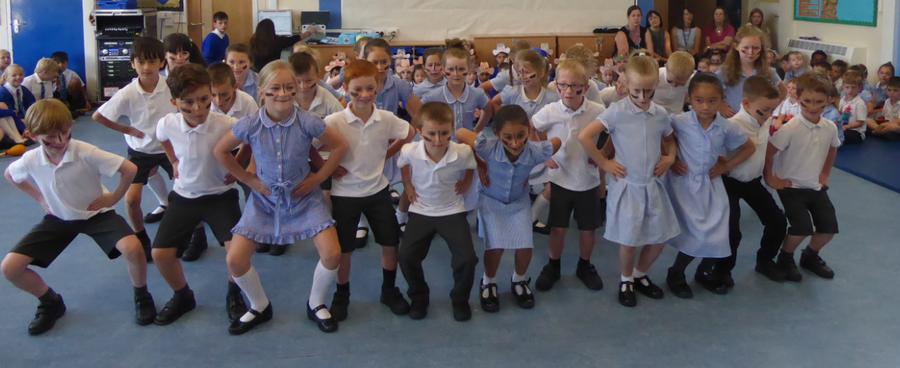 Y2 New Zealand Haka Dance – Global Festival Day