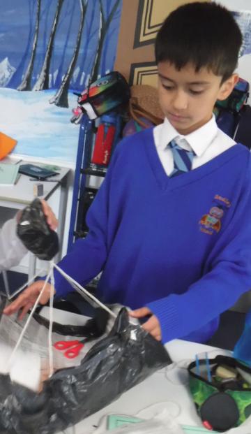 Y5 Parachute Science