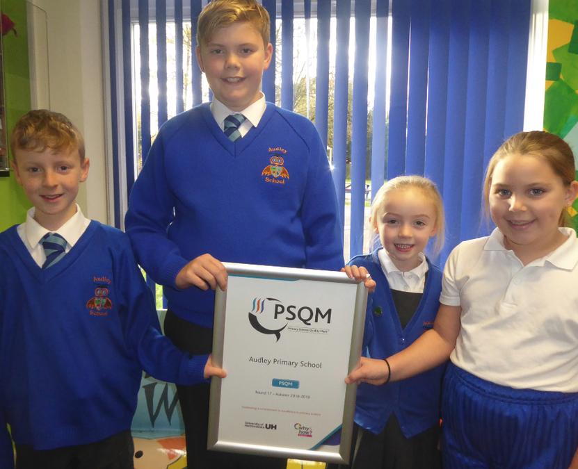 PSQM Award