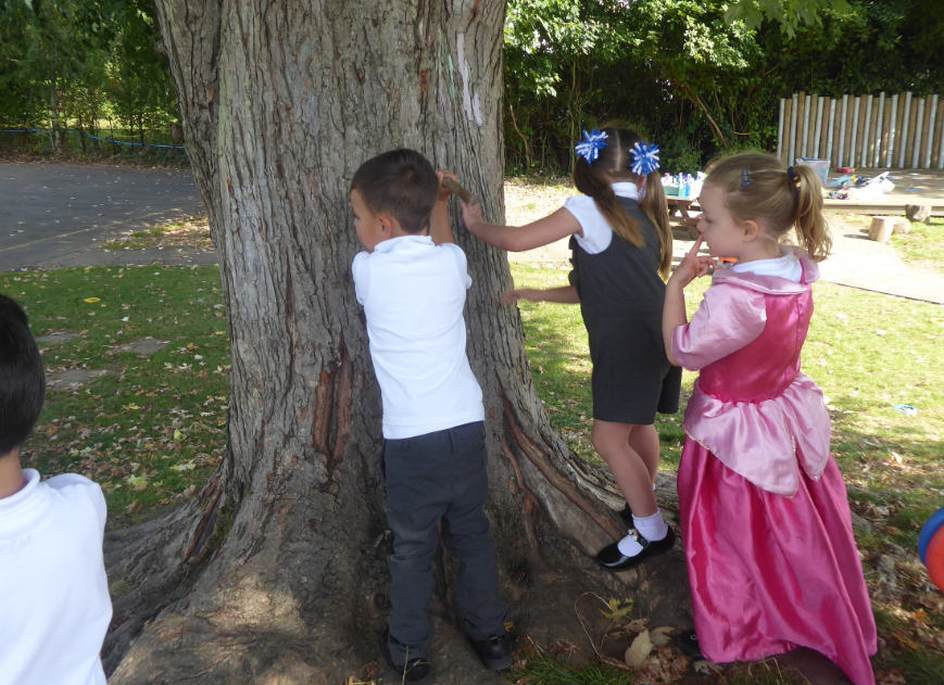 OPAL lunchtimes (Outdoor Play and Learning)