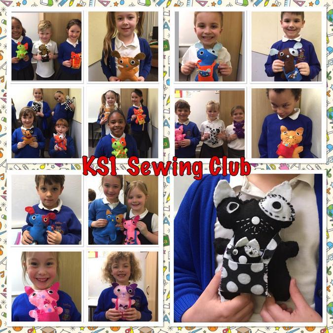 KS1 Sewing Club