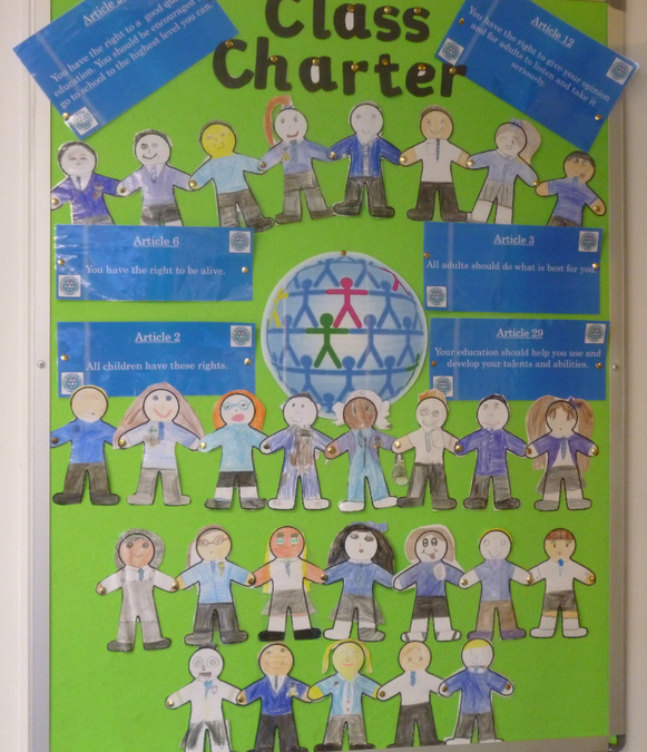 Y5 Class Charter Oct 2017