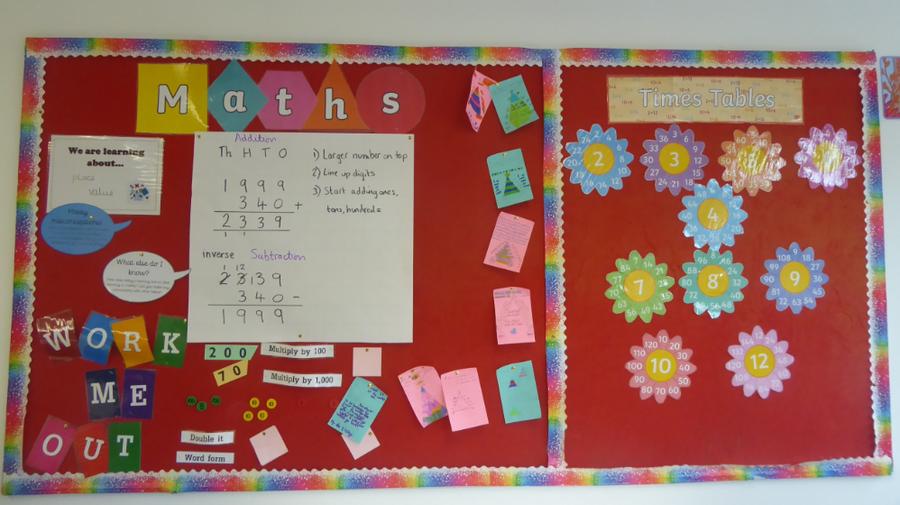 Y4 Maths