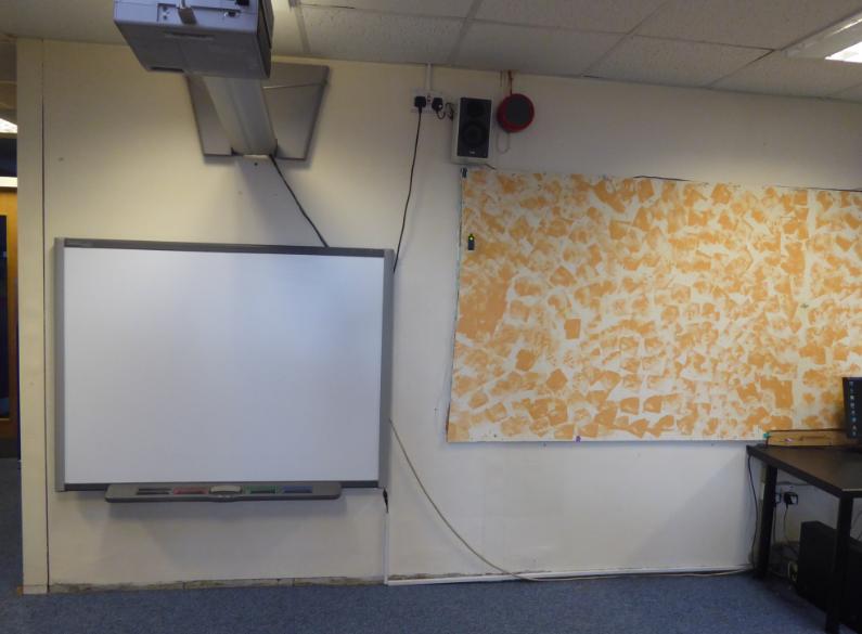YR Classroom Refurbishment August 2017