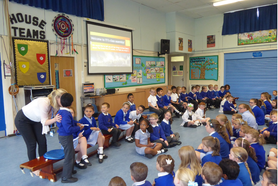 Y1 Assembly