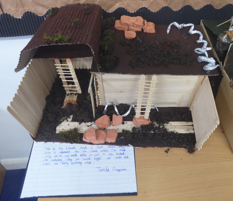 Y6 Trenches Project