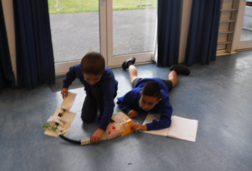 Y2 Marble run share with Y5