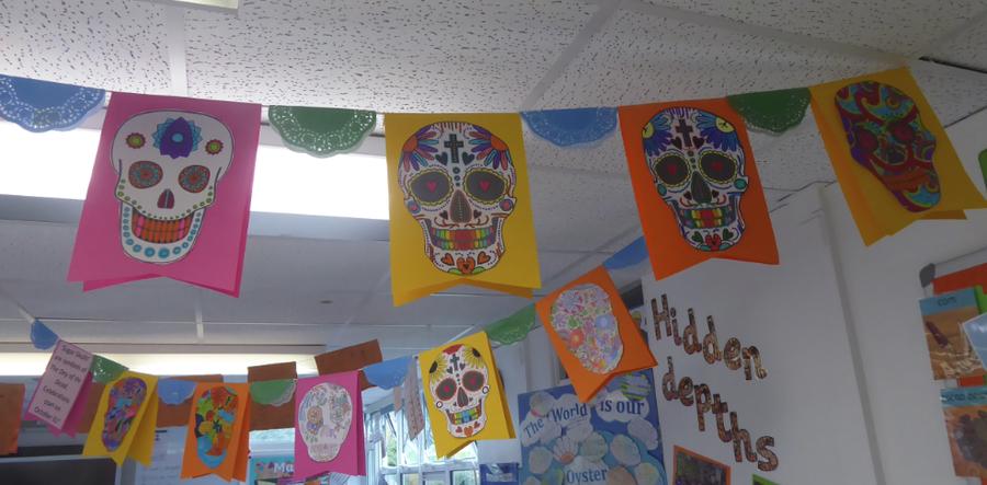 Y6 Art Mayans