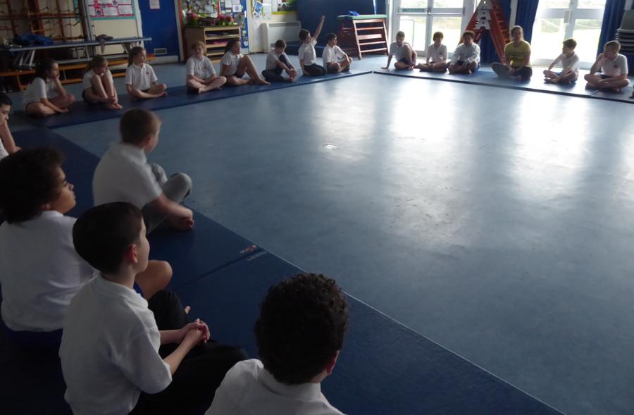 Y6 Yoga sessions