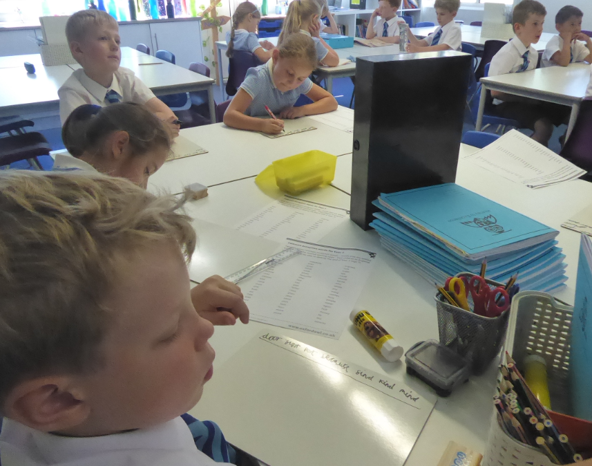 Y3 Learning in action