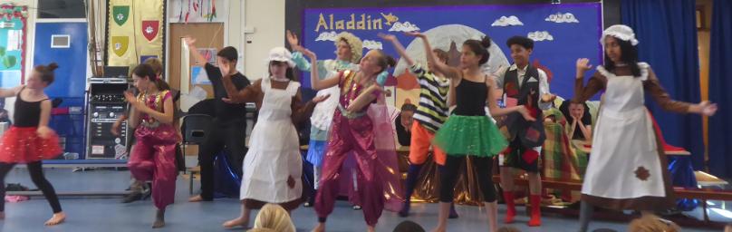 Y6 Aladdin production