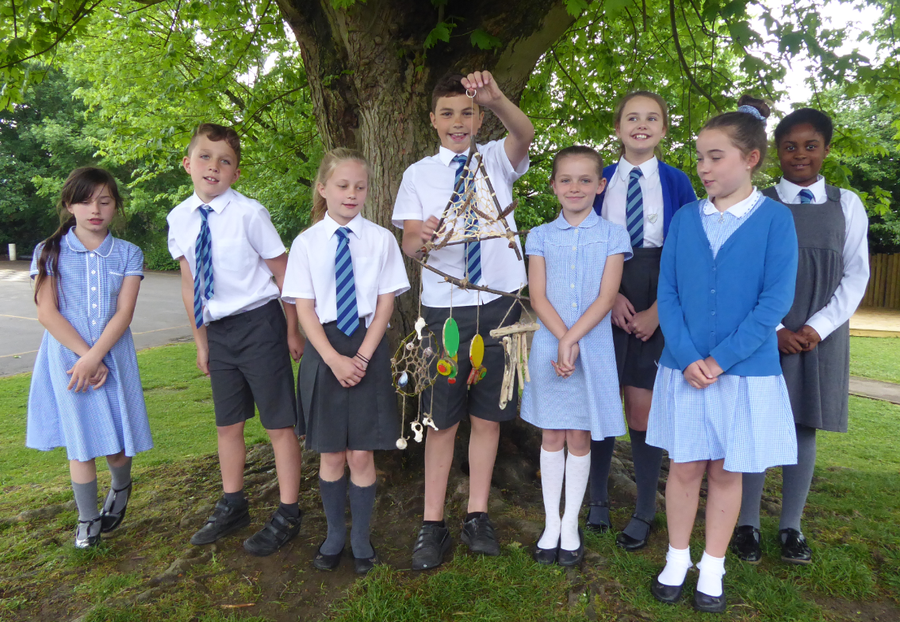 Green Team Horticulture Show Entry KS2