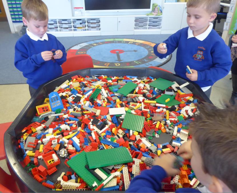 YR lego construction