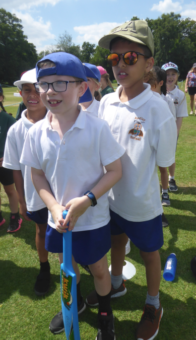 Y2 cricket event