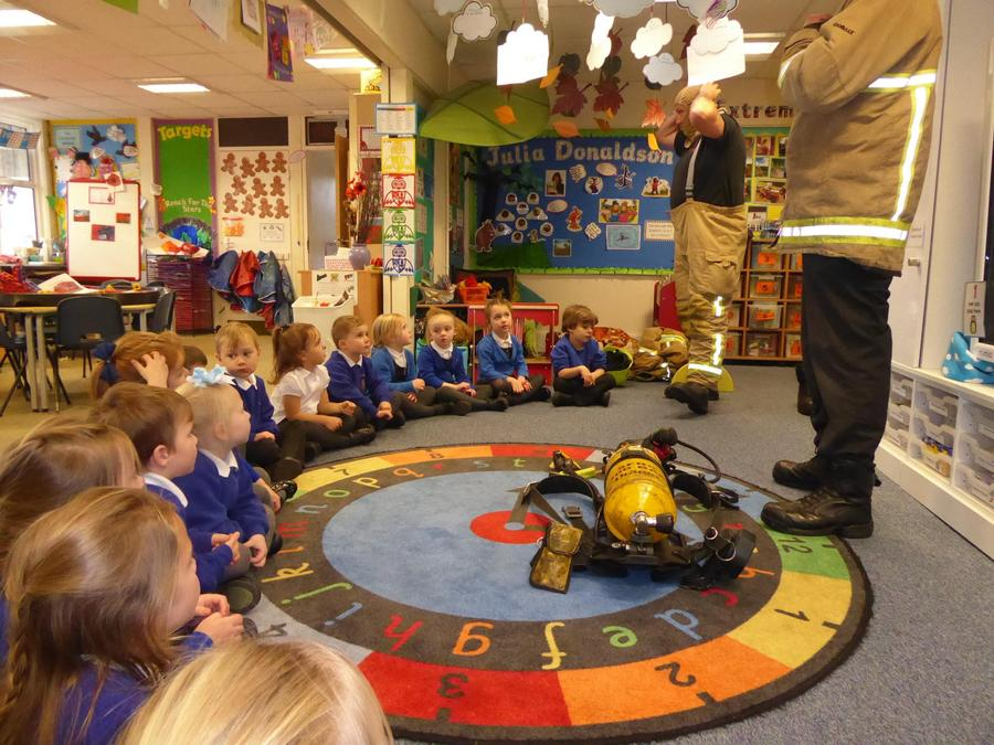 YR Fire and Rescue visit 1311/17