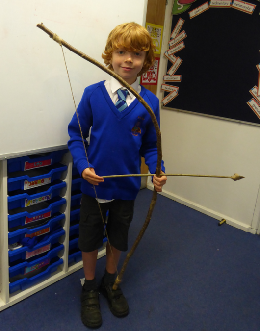 Y4 Stone Age projects