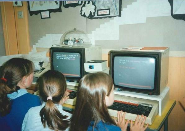 Y5 Working at Computers 1997