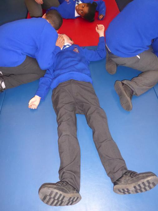 Y6 First Aid training