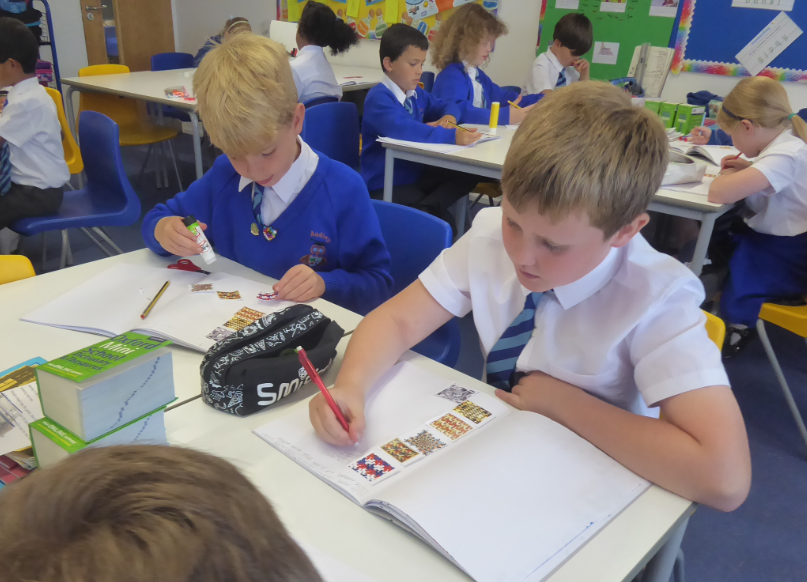 Y4 Learning in action