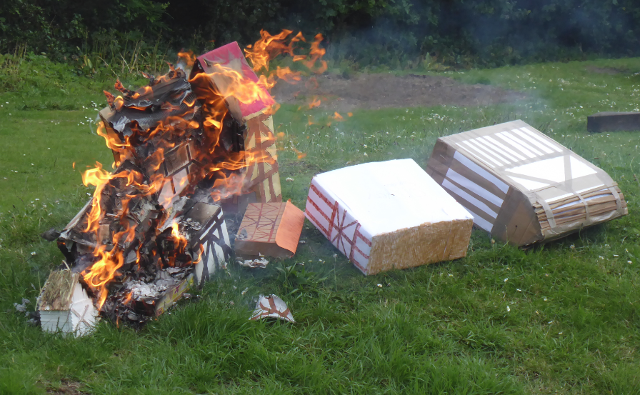 Y1 London's Burning event