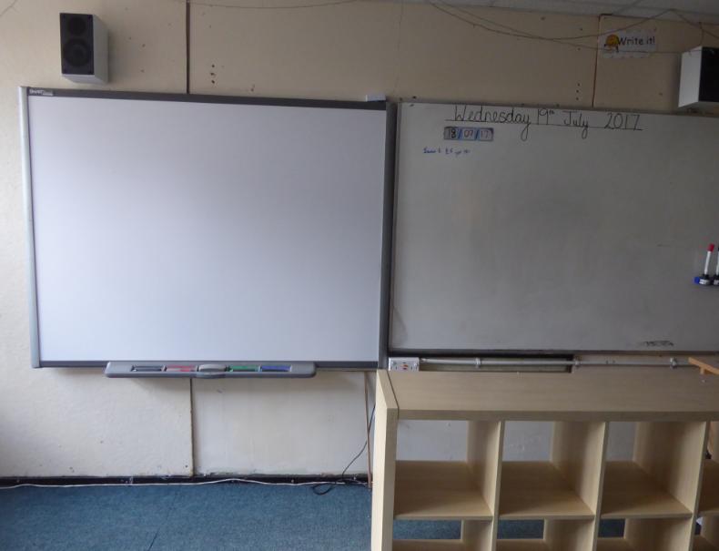 Y2 Classroom Refurbishment August 2017