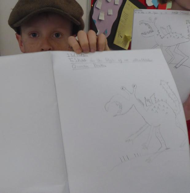 Y5 Roald Dahl day