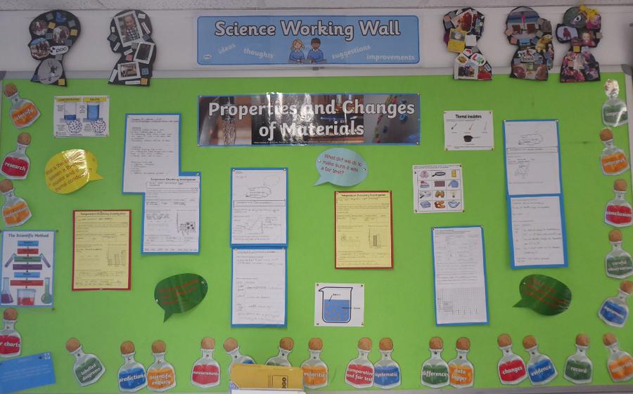 Y5 Science Oct 19