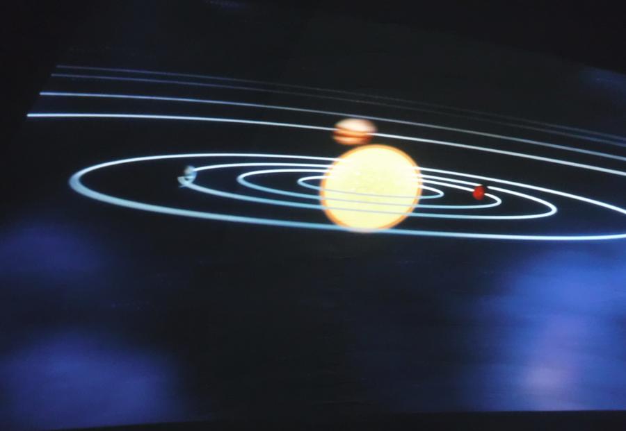 Y1 Planetarium Workshop