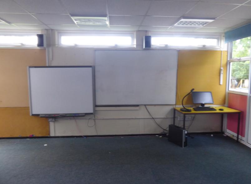 Y1 Classroom Refurbishment August 2017