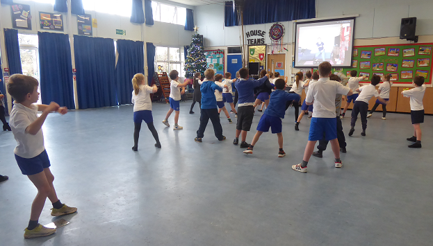 Panto Dance Workshop