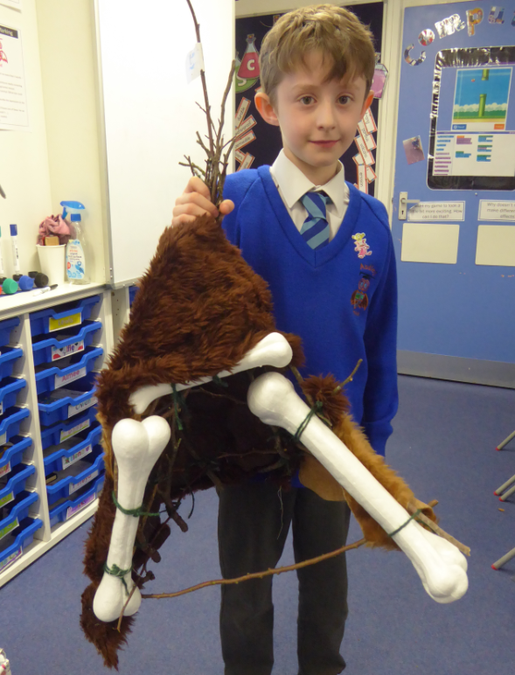 Y3 Stone Age project