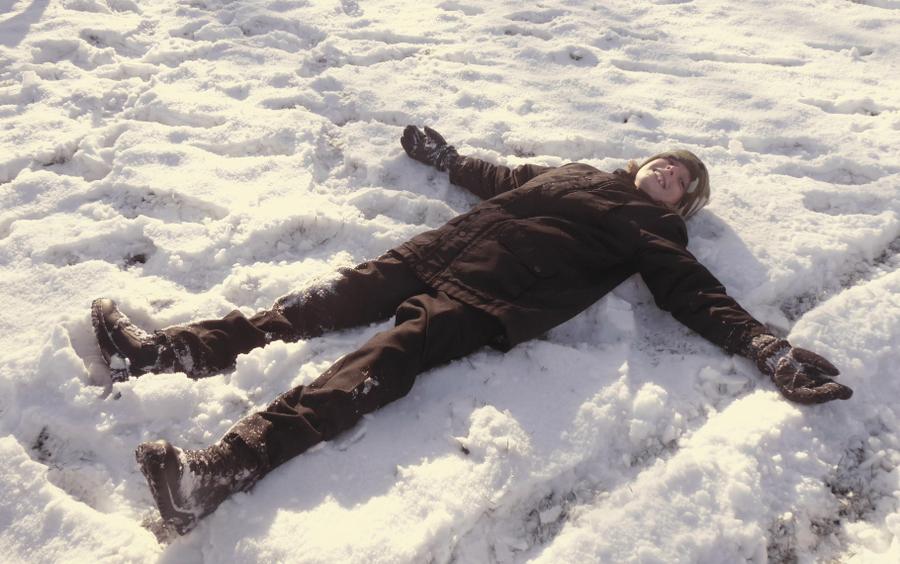 KS2 Fun in the snow!