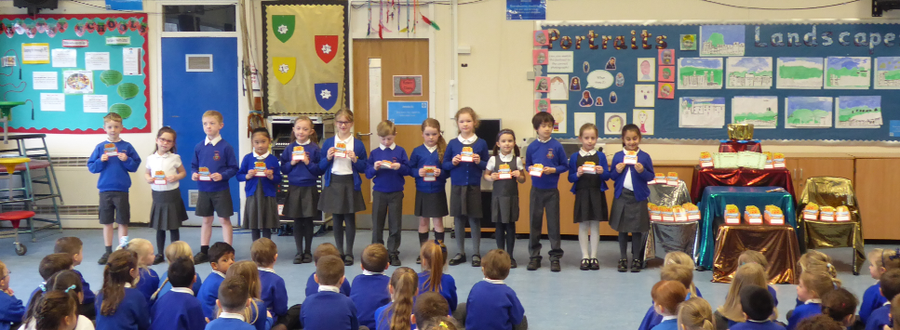 Y2 100% Spring Attendance Champions