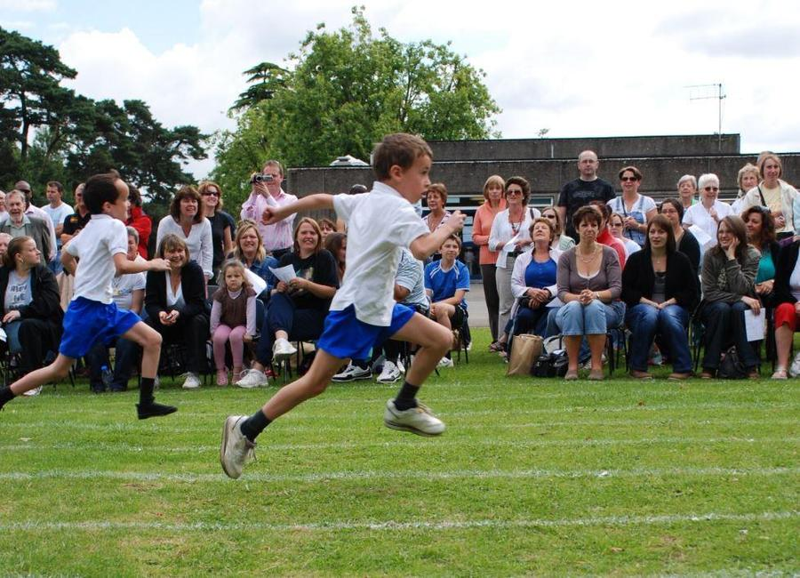 Sports Day Summer 2007