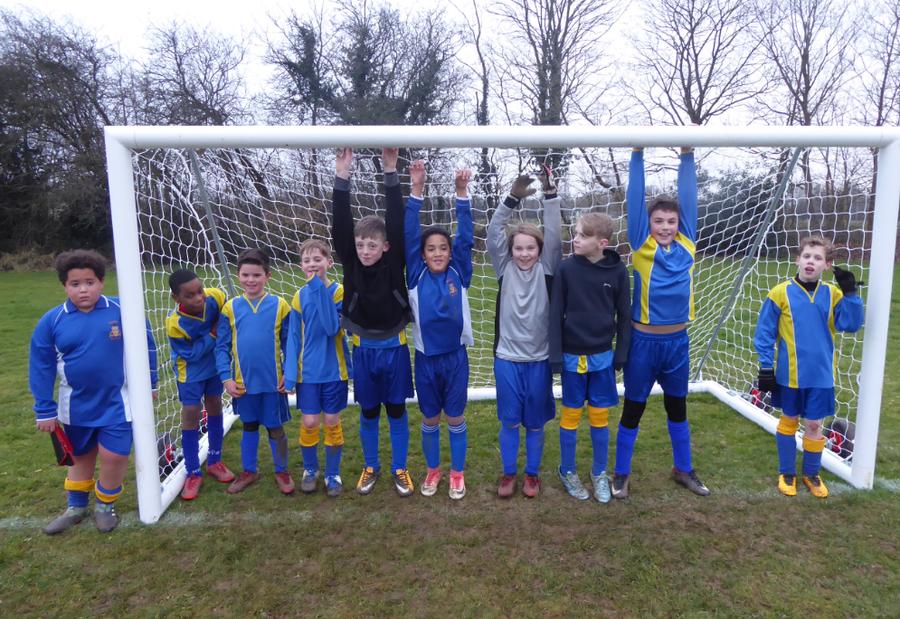 Y5-6 Football Team