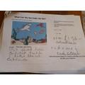 Mahdi did some amazing writing!