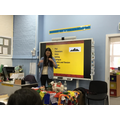 J.Butterworth shared tips on how to write a great story