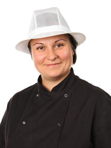 Mrs S Chadarova CATERER