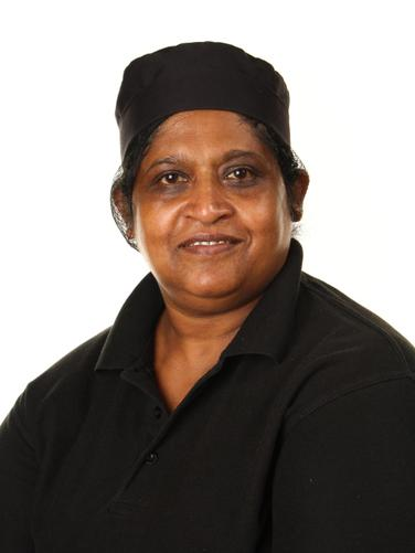 Mrs E Selvamanohara  CATERING ASSISTANT