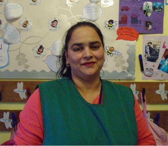 Mrs Kaur